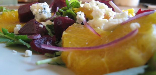 Orange & Beet Salad
